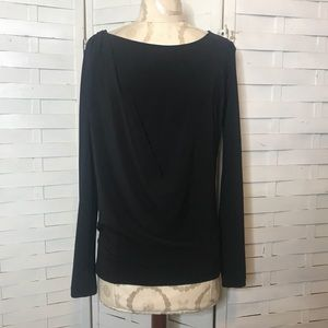 Vince Camuto Draped Top